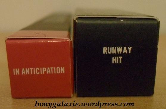 Runaway hit et in anticipation teintes