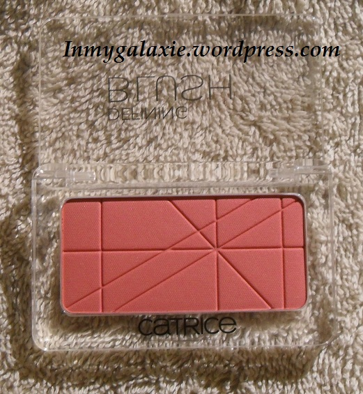 blush catrice ouvert