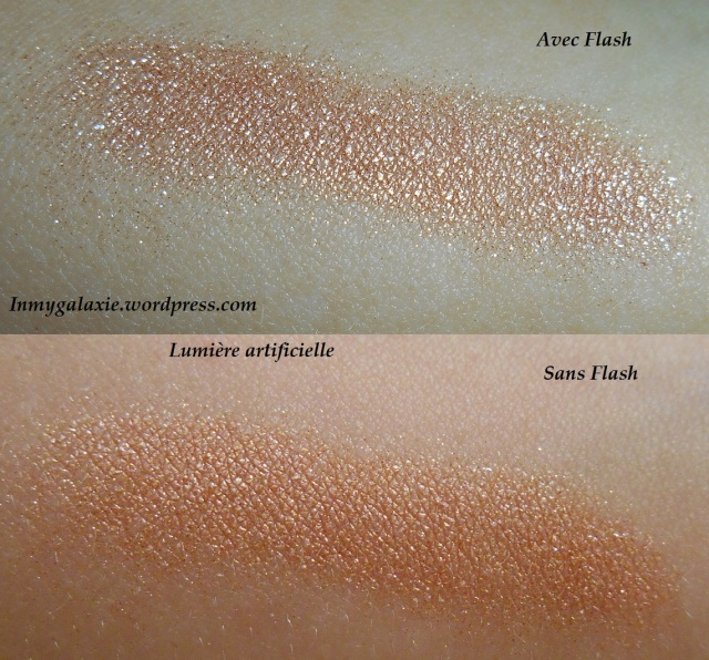 fard mac honey lust swatch