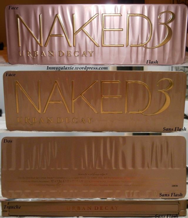 naked 3 packaging metal