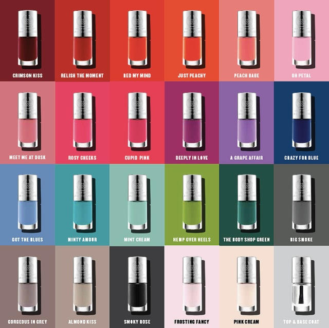 vernis tbs collection