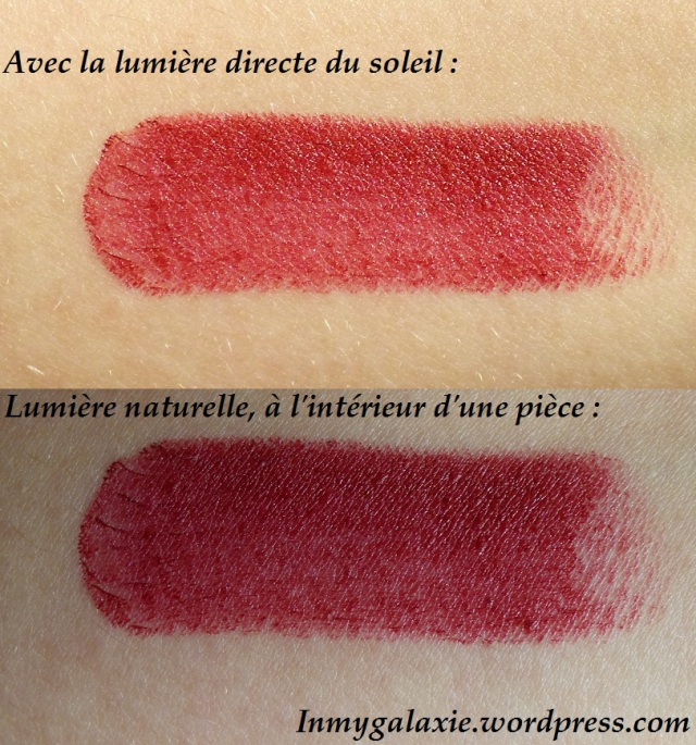 sleek vamp swatch